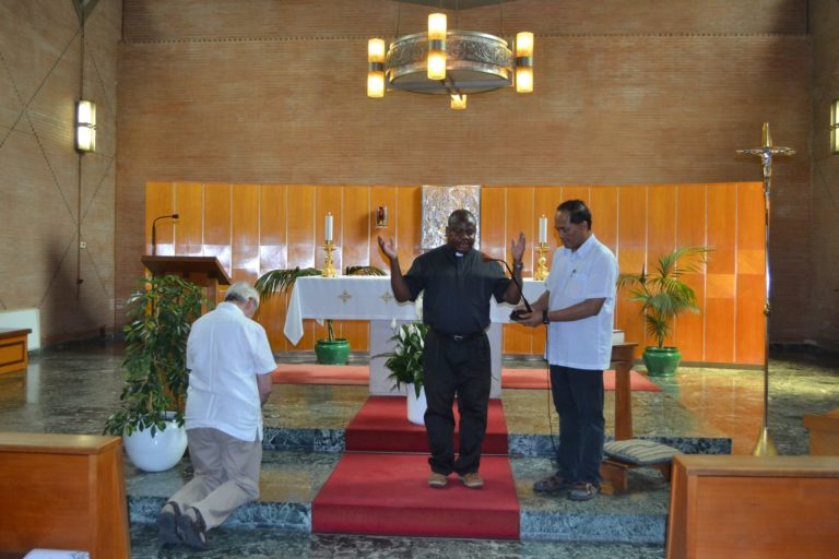 Fr. Charles Named New CICM Superior General