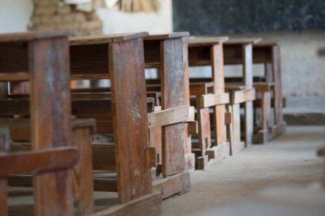 Why We Need School Sponsors: An Interview with Fr. Bavon